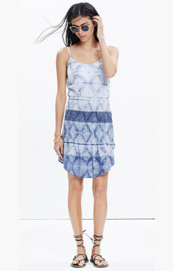 Shibori Cami Dress