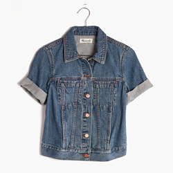 The Summer Jean Jacket
