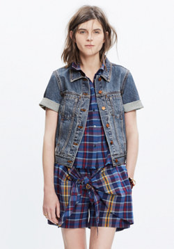 The Summer Jean Jacket