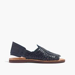 Chamula™ Chicen Open-Toe Huarache Sandals
