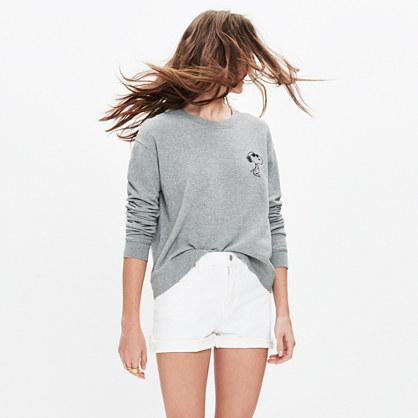 Madewell x Peanuts® Joe Cool Sweatshirt
