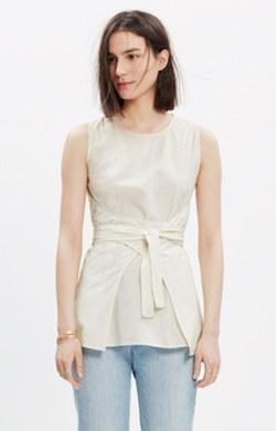 Caron Callahan™ Sleeveless Tie Top
