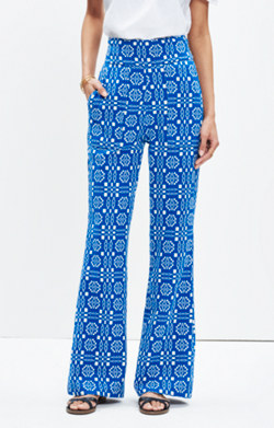 Ace&Jig™ Pacific Pants in Cardiff Print