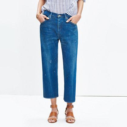 Chimala® Vintage Baggy Cut Jeans