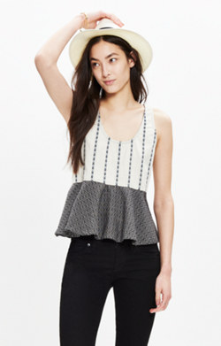 Ace&Jig™ Savannah Tank Top in Rosette Print