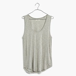 Anthem Scoop Tank Top in Hillcrest Stripe