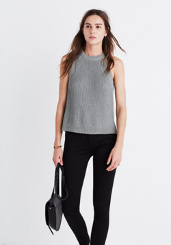 Valley Sweater-Tank