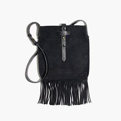 The Monterey Fringe Crossbody Bag