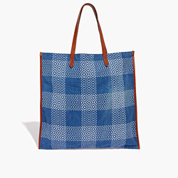 Rivet & Thread Japanese Denim Tote Bag