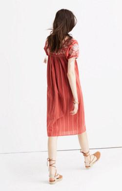 Ulla Johnson™ Embroidered Tunic Dress