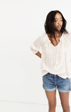 Ulla Johnson™ Silk Emma Top