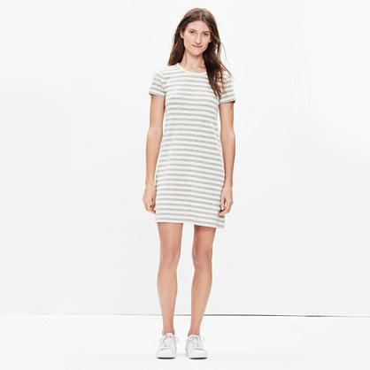 Striped Tee Dress