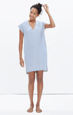 Striped Vacances Dress