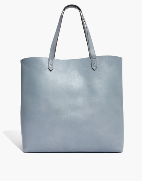 The Transport Tote in grey feather image 1
