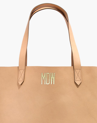 The Transport Tote in linen image 3
