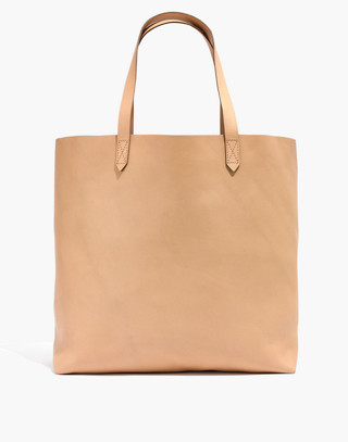 The Transport Tote in linen image 1