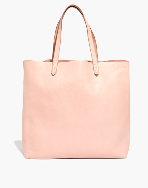 The Transport Tote in sheer pink image 1