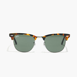 Ray-Ban® Clubmaster® Fleck Sunglasses