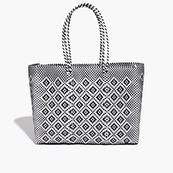 JM Drygoods™ Large Woven Tote