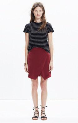 Silk Parkway Skirt