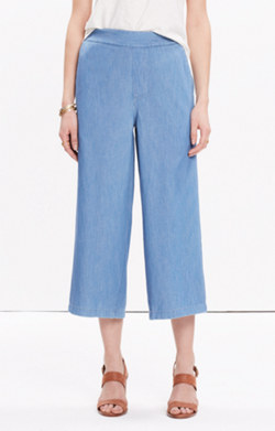 Atlantic Pull-On Crop Pants
