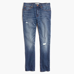Tall Cruiser Straight Jeans in Roger Wash