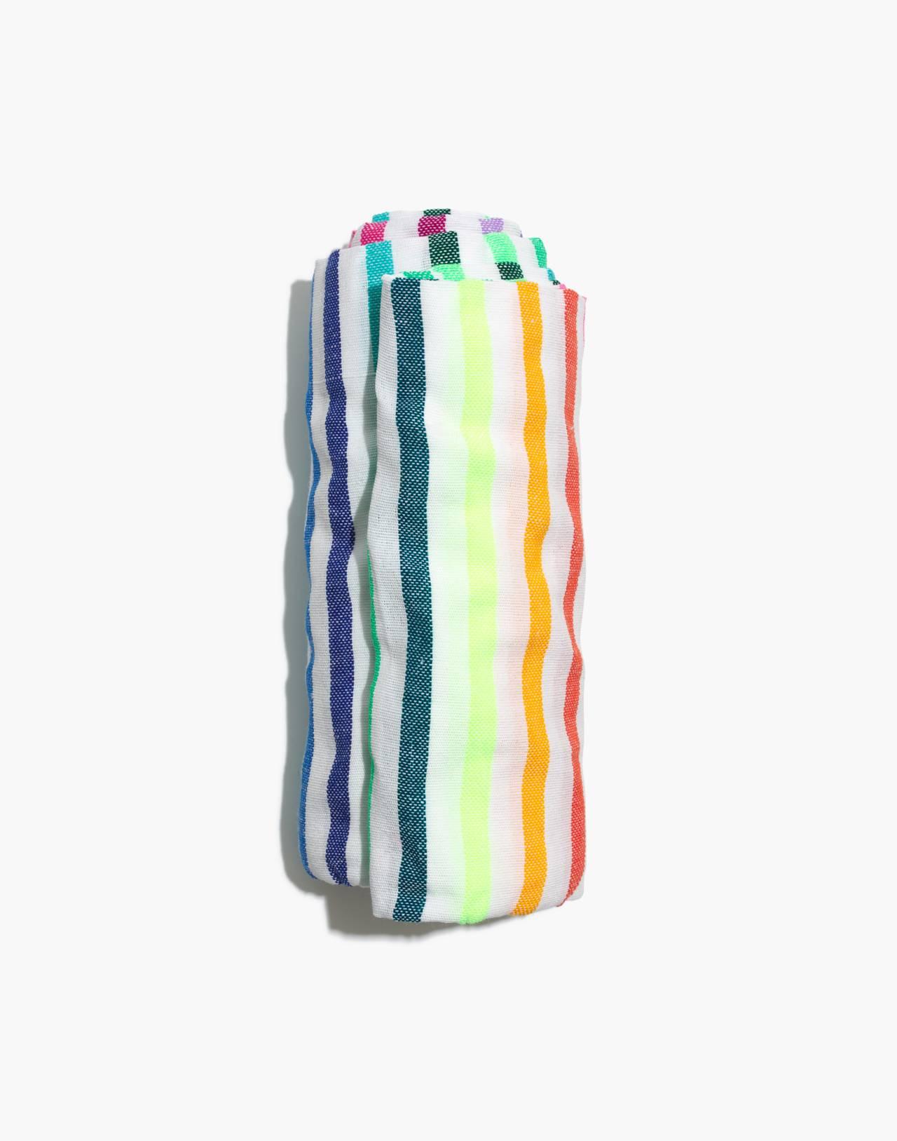 Las Bayadas™ La Lucia Towel in multi image 1