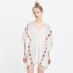 La Sirena Cover-Up Poncho