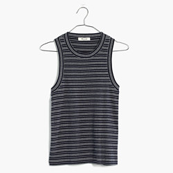 Broadcast Tank Top in Stripe
