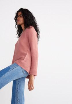 Riverside Texture Sweater