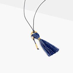 Farspell Tassel Necklace