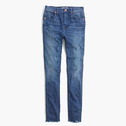 "10"" High-Rise Skinny Jeans in Lynda Wash"