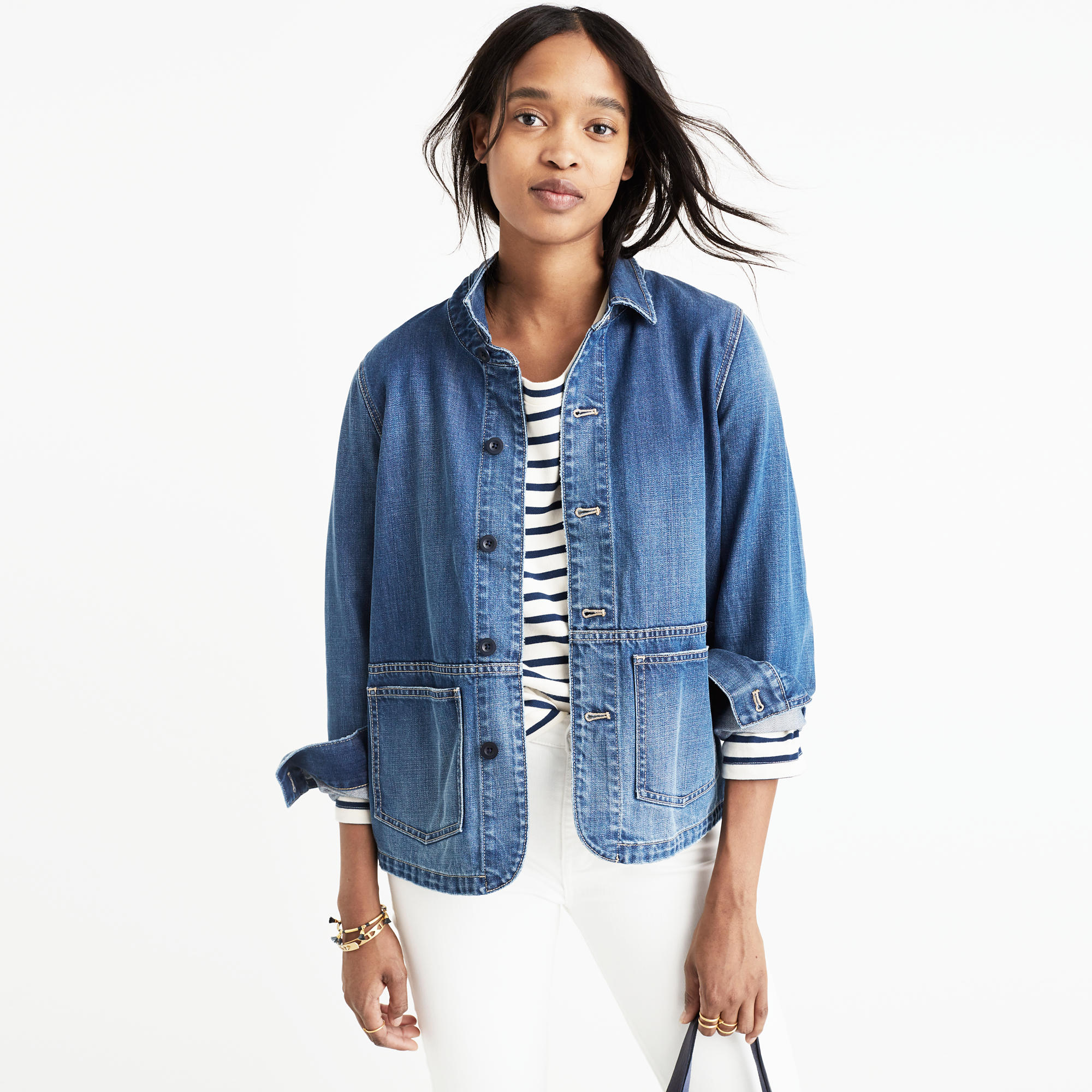 Denver Jean Jacket : more denim dressing | Madewell