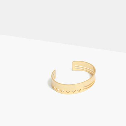 Arrowshift Cuff Bracelet