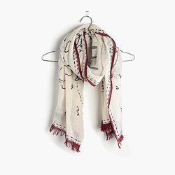 Daycation Scarf