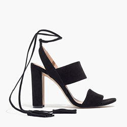 The Octavia Tassel Sandal
