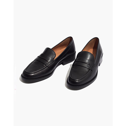 Pre-order The Elinor Loafer in Leather