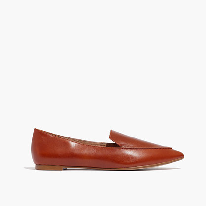 The Lou Loafer in Leather