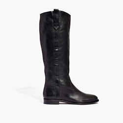 The Weston Boot with Extended Calf