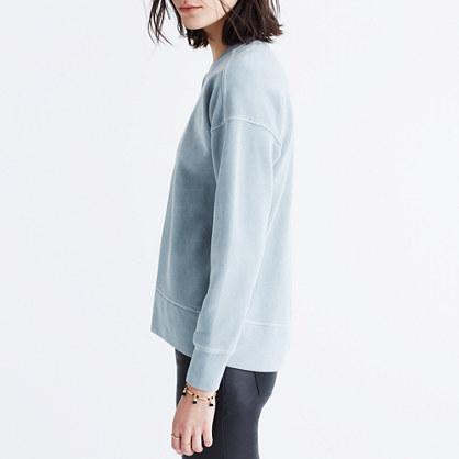 Shuffle Garment-Dyed Sweatshirt