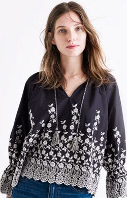 Ulla Johnson™ Eyelet Sonya Top