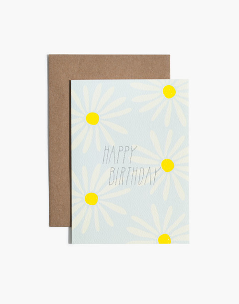 Hartland Brooklyn™ Card in daisy image 1