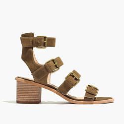 The Greta Gladiator Sandal