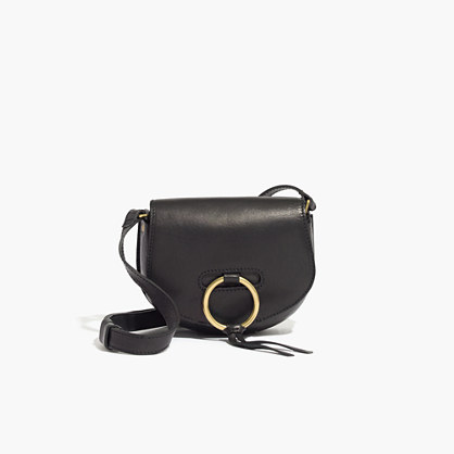 The Lisbon O-Ring Mini Saddlebag