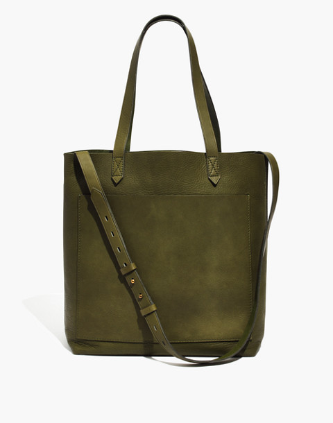 The Medium Transport Tote in deep woodland image 1
