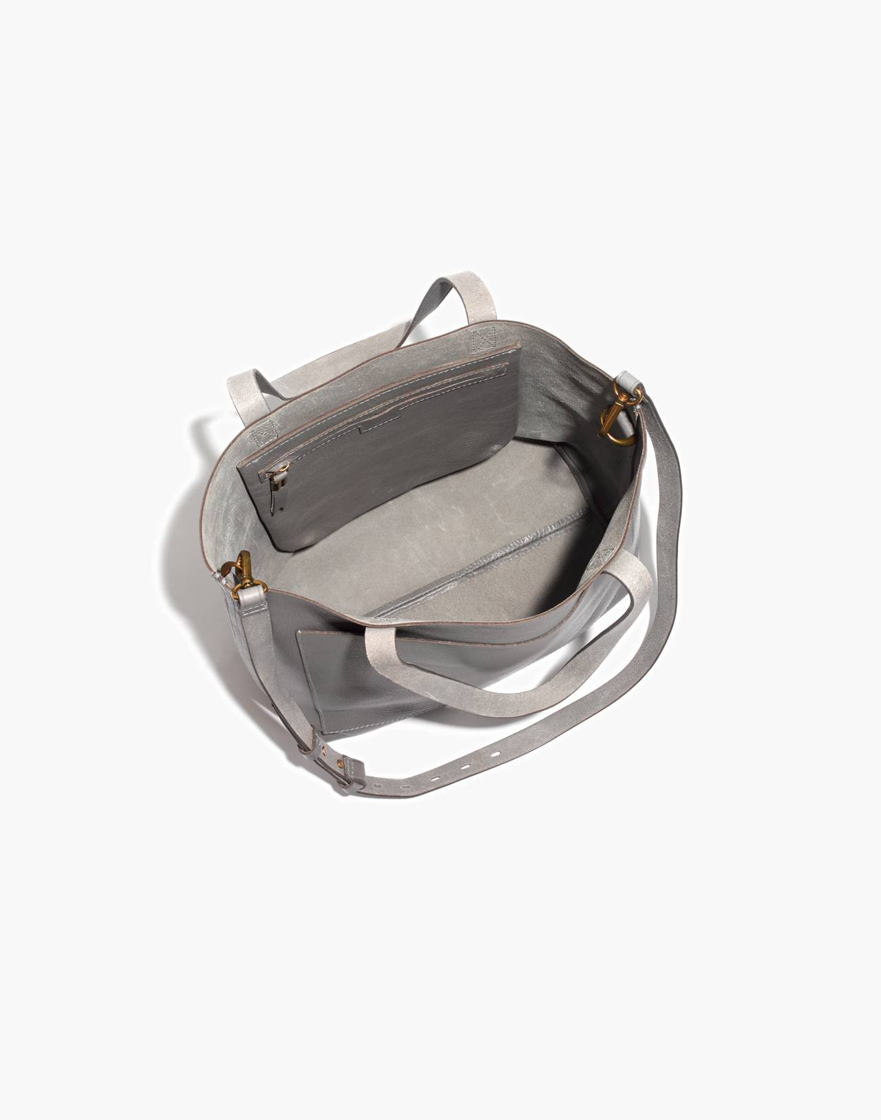 The Medium Transport Tote in stonewall image 2