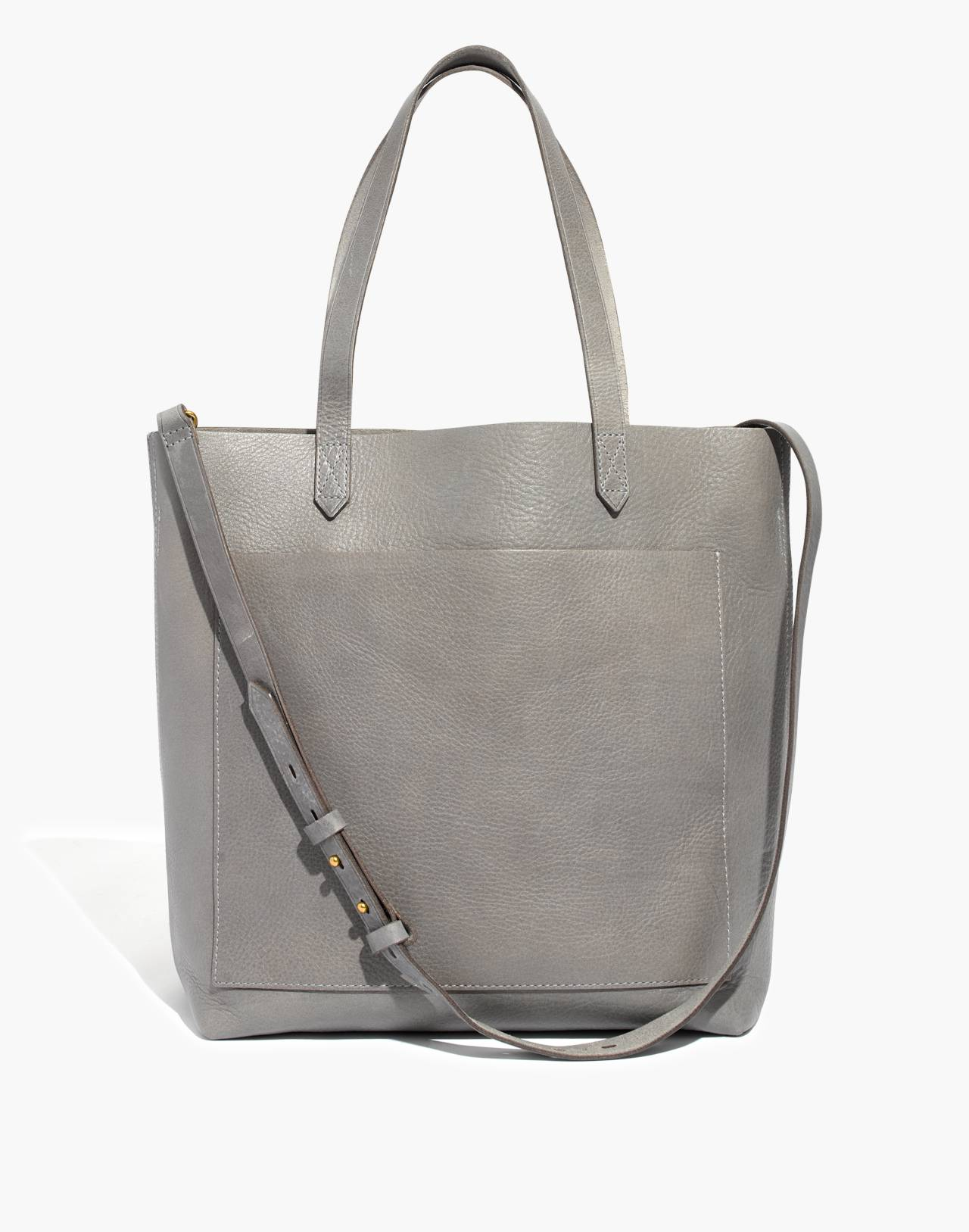 The Medium Transport Tote in stonewall image 1