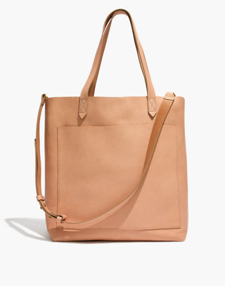 The Medium Transport Tote in linen image 1