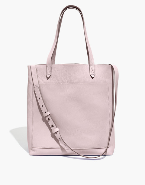 The Medium Transport Tote in wisteria dove image 1