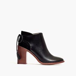 Madewell et Sézane® High-Heel Tassel Boots